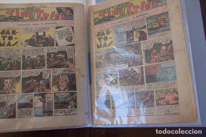 Tebeos: HISPANO AMERICANA., TIM TYLER DESDE EL Nº 1 SALIO 23-3-1936 AL 113 DE 9-6-1938 TERMINO. - Foto 15 - 154495070