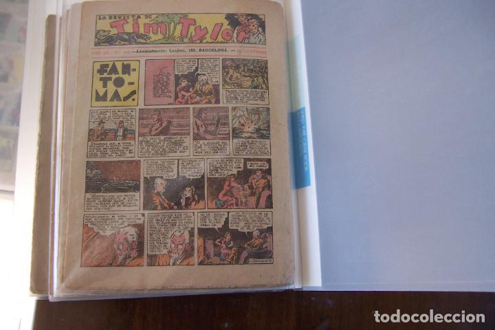 Tebeos: HISPANO AMERICANA., TIM TYLER DESDE EL Nº 1 SALIO 23-3-1936 AL 113 DE 9-6-1938 TERMINO. - Foto 16 - 154495070