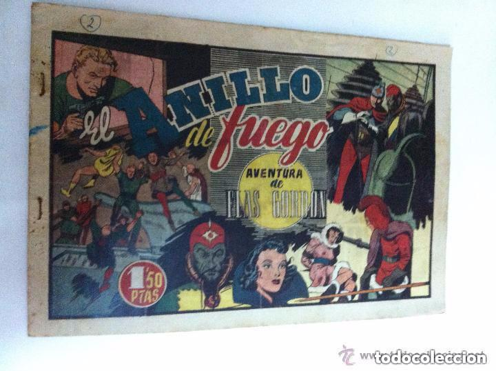FLASH GORDON - EL ANILLO DE FUEGO - USADO (Tebeos y Comics - Hispano Americana - Flash Gordon)