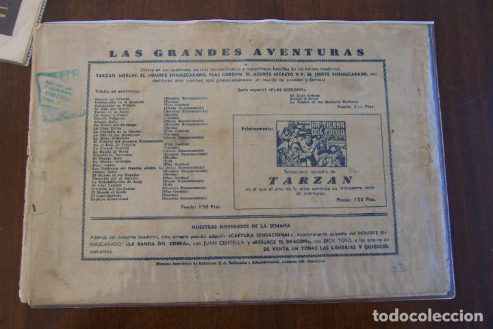 Tebeos: hispano americana, lote de merlín el mago, ver - Foto 87 - 81703172