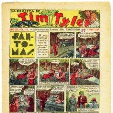 Tebeos: LA REVISTA DE TIM TYLER Nº 101. Lote 155236642