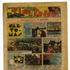 Tebeos: LA REVISTA DE TIM TYLER Nº 112. Lote 155342742
