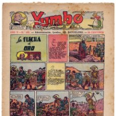 Tebeos: YUMBO Nº 163. Lote 155373366