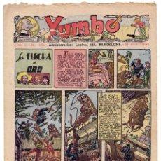 Tebeos: YUMBO Nº 186. Lote 155374194