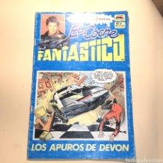 Tebeos: TEBEO COMIC EL COCHE FANTÁSTICO AÑO 1987. NÚMERO 6. LOS APUROS DE DEVON. Lote 155537346
