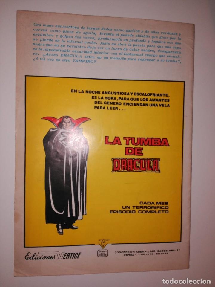 Tebeos: FLASH GORDON. PIEDRA DE MUERTE. VOL. 2 N. 2 - Foto 2 - 155839518