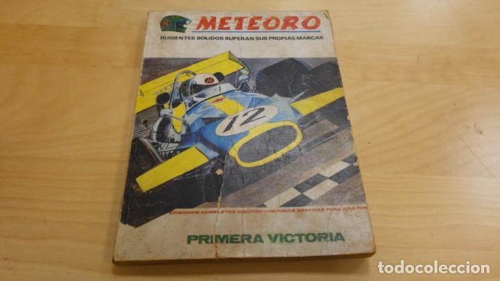 METEORO . PRIMERA VICTORIA . Nº 9 . EDICIONES INTERNACIONALES (Tebeos y Comics - Hispano Americana - Capitán Marvel)