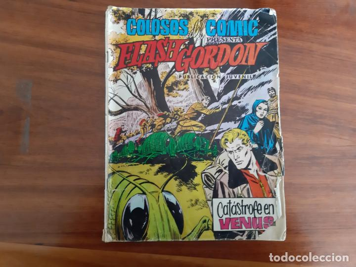FLASH GORGON NUMERO 27 A TODO COLOR (Tebeos y Comics - Hispano Americana - Flash Gordon)