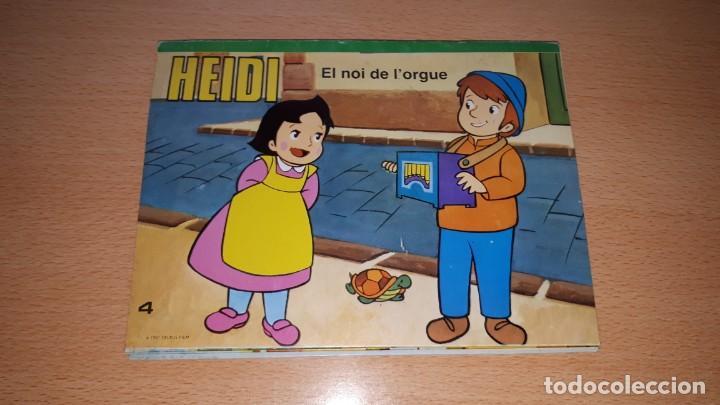 CONTES PANORÁMICS EL NOI DE L´ORGUE. (Tebeos y Comics - Hispano Americana - Leyendas Infantiles)