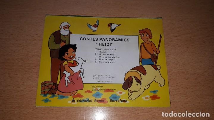 Tebeos: CONTES PANORÁMICS El noi de l´orgue. - Foto 2 - 157858914