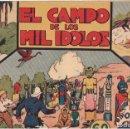 Tebeos: EL CAMPO DE LOS MIL ÍDOLOS (NÚM. 19). 1940. Lote 158475834