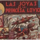Tebeos: LAS JOYAS DE LA PRINCESA LOVICIA (NÚM. 7). 1940. Lote 158476174
