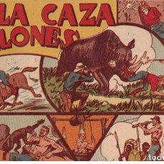 Livros de Banda Desenhada: A LA CAZA DE MILLONES (NÚM. 3). 1940. Lote 158476294