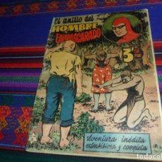 Livros de Banda Desenhada: EL ANILLO DEL HOMBRE ENMASCARADO. EXTRA Nº 19. HISPANO AMERICANA. 3,50 PTS. 28 PÁGINAS. MUY RARO.. Lote 159600998