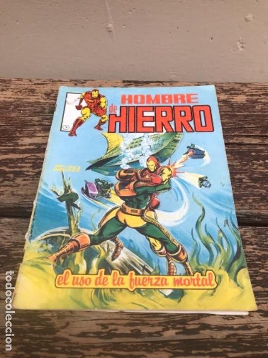 Tebeos: Hombre de Hierro, Marvel, 1979-1982-1983 - Foto 3 - 160090470