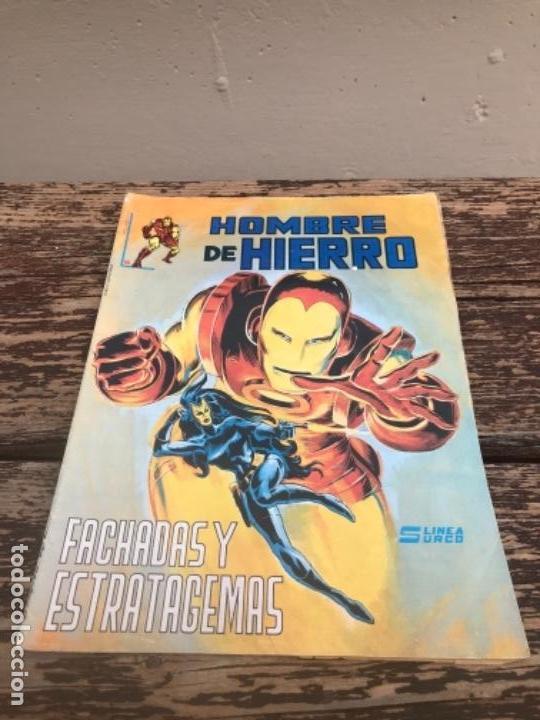Tebeos: Hombre de Hierro, Marvel, 1979-1982-1983 - Foto 5 - 160090470