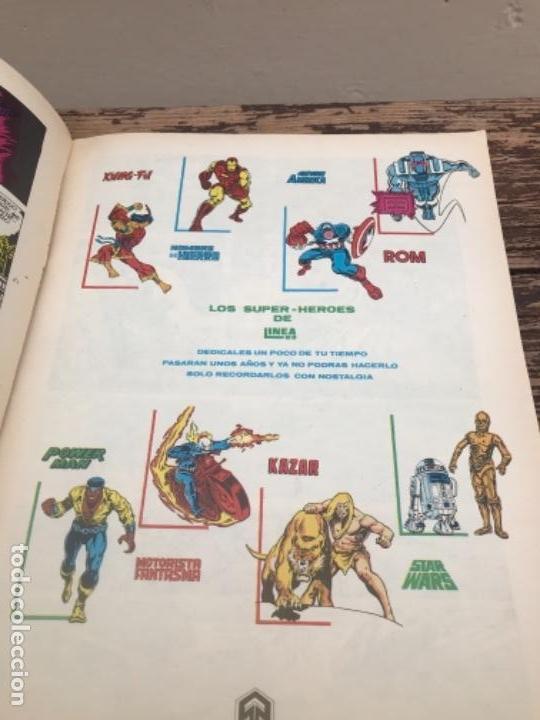 Tebeos: Hombre de Hierro, Marvel, 1979-1982-1983 - Foto 6 - 160090470
