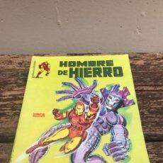 Tebeos: HOMBRE DE HIERRO, MARVEL, 1979-1982-1983. Lote 160090470
