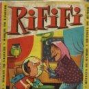 Tebeos: RIFIFI Nº 6 - HISPANOAMERICANA - AÑOS 60 - INCOMPLETO, CREO, SÓLO TIENE 6 HOJAS, 12 PAGINAS. Lote 160386010