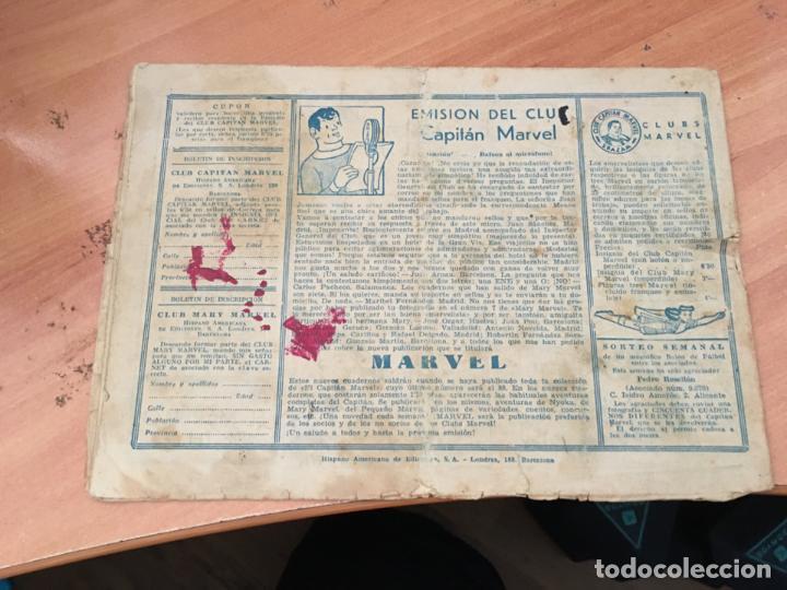 Tebeos: CAPITAN MARVEL Nº 82 (ORIGINAL HISPANO AMERICANA) MUY DIFICIL (COIM27) - Foto 2 - 161551466