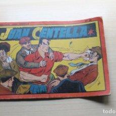 Livros de Banda Desenhada: JUAN CENTELLA Nº 14, ALBUM ROJO, EDITORIAL HISPANO AMERICANA. Lote 161697314