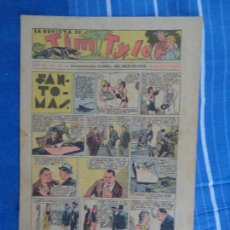 Tebeos: REVISTA DE TIM TYLER 83 (HISPANO AMERICANA, 1938). Lote 161912274