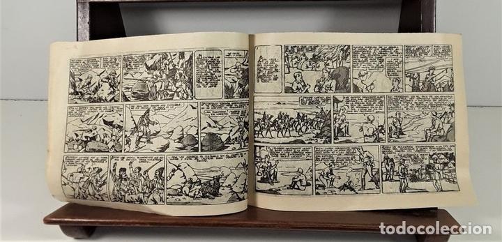 Tebeos: EDICIONES HISPANO AMERICANA. 3 EJEMPLARES. BARCELONA. AÑOS 40. - Foto 7 - 162131302