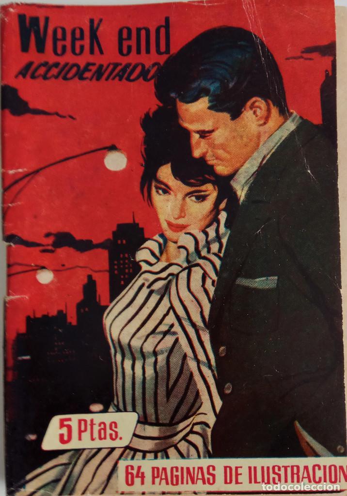 HISPANO AMERICANA DE EDICIONES, S.A - WEEK END ACCIDENTADO (Tebeos y Comics - Hispano Americana - Otros)