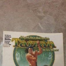 Tebeos: TARZAN DE LOS MONOS NOVELAS GRAFICAS MARVEL EDICIONES FORUM. Lote 162642290