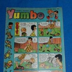 Tebeos: (M3) YUMBO AÑO VII NUM 312 , EDT HISPANO AMERICANA , SEÑALES DE USO. Lote 162696794