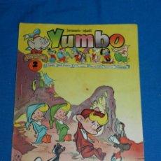 Tebeos: (M3) YUMBO AÑO III NUM 122 , EDT HISPANO AMERICANA , SEÑALES DE USO. Lote 162696966