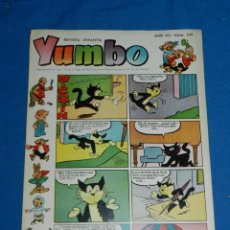 Tebeos: (M3) YUMBO AÑO VII NUM 330 , EDT HISPANO AMERICANA , SEÑALES DE USO. Lote 162697122