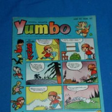 Tebeos: (M3) YUMBO AÑO VII NUM 331 , EDT HISPANO AMERICANA , SEÑALES DE USO. Lote 162697170