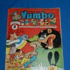 Tebeos: (M3) YUMBO AÑO II NUM 49 , EDT HISPANO AMERICANA , SEÑALES DE USO. Lote 162697246