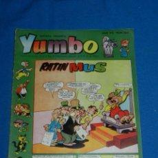 Tebeos: (M3) YUMBO AÑO VII NUM 329 , EDT HISPANO AMERICANA , SEÑALES DE USO. Lote 162697518