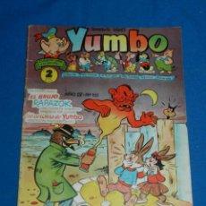 Tebeos: (M3) YUMBO AÑO IV NUM 151 , EDT HISPANO AMERICANA , SEÑALES DE USO. Lote 162697642