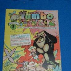 Tebeos: (M3) YUMBO AÑO III NUM 138 , EDT HISPANO AMERICANA , SEÑALES DE USO. Lote 162698094