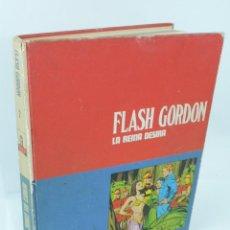 Tebeos: FLASH GORDON, TOMO 2 - LA REINA DESIRA, AÑO 1972, HEROES DEL COMIC, ED. BURU LAN. . Lote 163823974