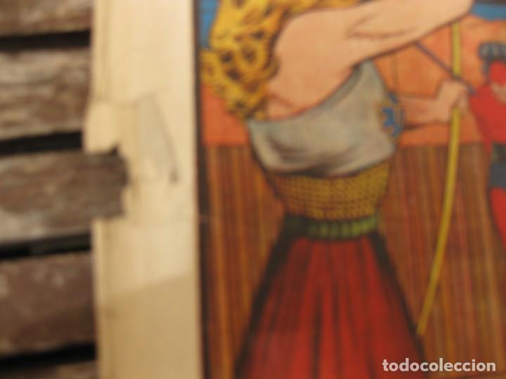 Tebeos: gran lote 67 el hombre enmascarado hispano americana de ediciones originales años 40 - Foto 58 - 164143534
