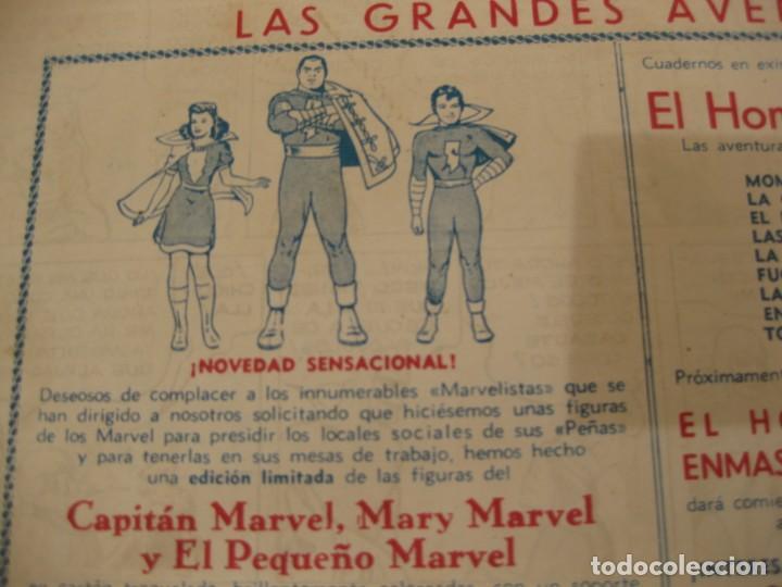 Tebeos: gran lote 67 el hombre enmascarado hispano americana de ediciones originales años 40 - Foto 62 - 164143534