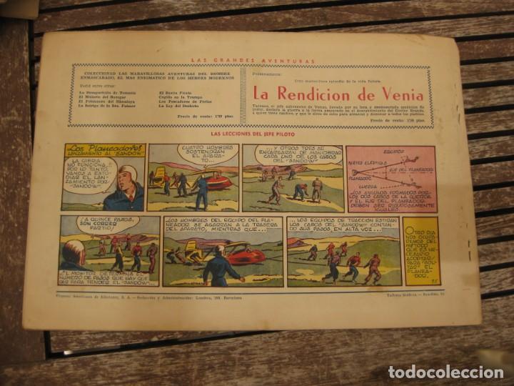 Tebeos: gran lote 67 el hombre enmascarado hispano americana de ediciones originales años 40 - Foto 143 - 164143534