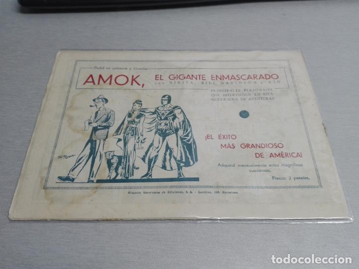 Tebeos: EL CAPITÁN MARVEL / LOTE CON 24 NÚMEROS / HISPANO AMERICANA ORIGINAL 1947 - Foto 3 - 164223218