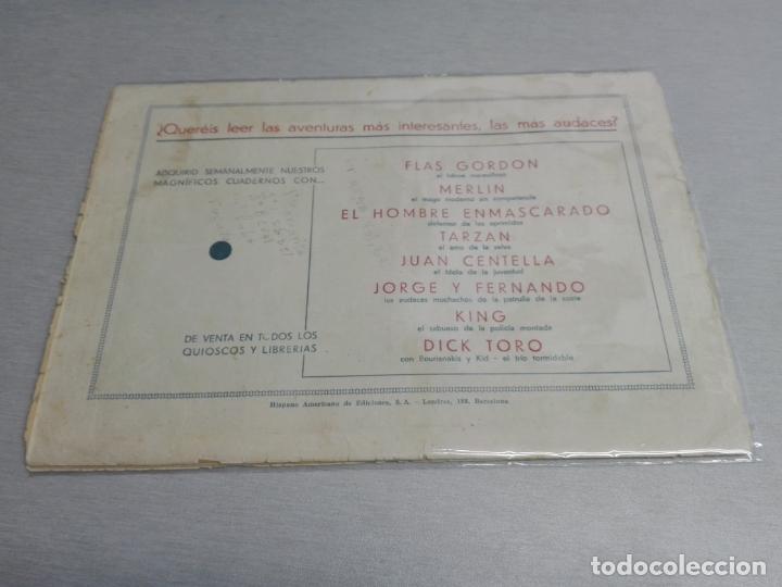 Tebeos: EL CAPITÁN MARVEL / LOTE CON 24 NÚMEROS / HISPANO AMERICANA ORIGINAL 1947 - Foto 5 - 164223218