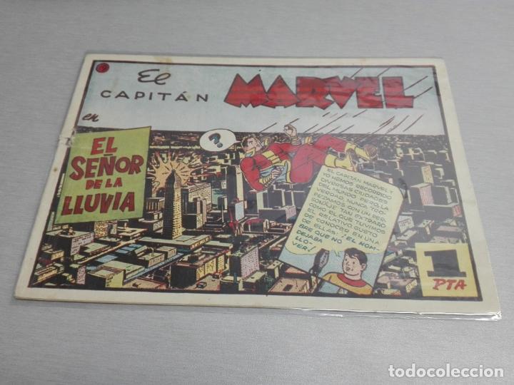 Tebeos: EL CAPITÁN MARVEL / LOTE CON 24 NÚMEROS / HISPANO AMERICANA ORIGINAL 1947 - Foto 28 - 164223218