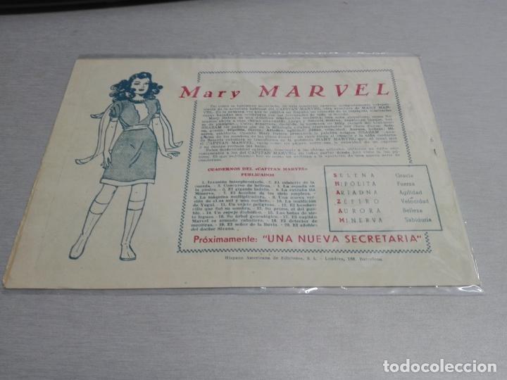 Tebeos: EL CAPITÁN MARVEL / LOTE CON 24 NÚMEROS / HISPANO AMERICANA ORIGINAL 1947 - Foto 31 - 164223218