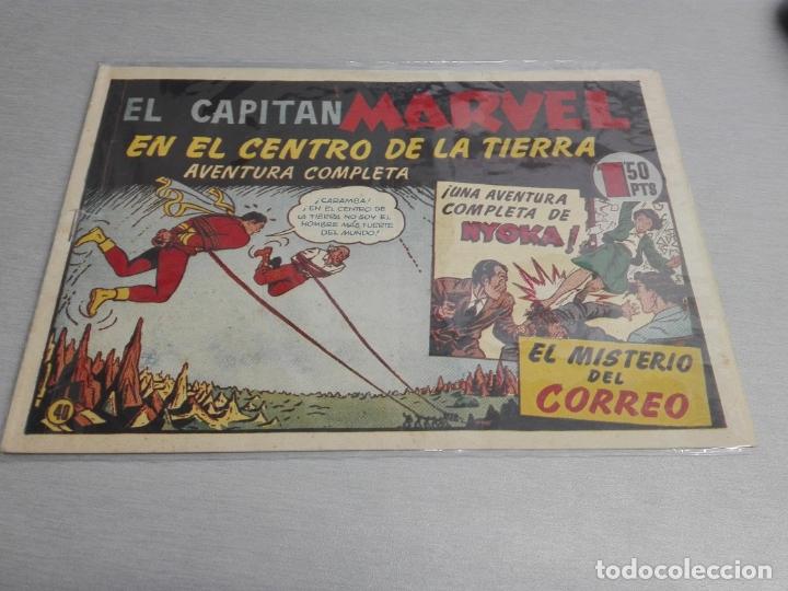 Tebeos: EL CAPITÁN MARVEL / LOTE CON 24 NÚMEROS / HISPANO AMERICANA ORIGINAL 1947 - Foto 59 - 164223218