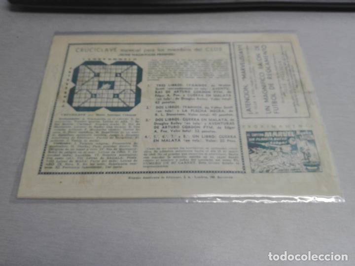 Tebeos: EL CAPITÁN MARVEL / LOTE CON 24 NÚMEROS / HISPANO AMERICANA ORIGINAL 1947 - Foto 72 - 164223218
