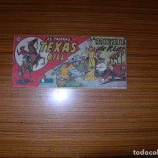 Tebeos: TEXAS BILL Nº 33 EDITA HISPANO AMERICANA . Lote 164600610