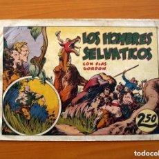 Tebeos: FLAS GORDON (G.A.E.) - Nº 7 - LOS HOMBRES SELVÁTICOS - HISPANO AMERICANA 1942 - TAMAÑO 25X35 . Lote 164794310