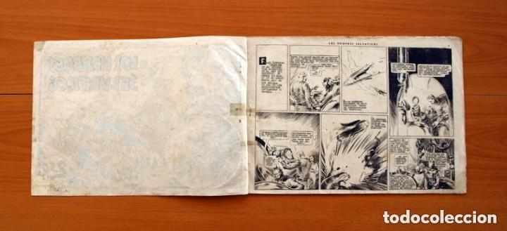 Tebeos: Flas Gordon (G.A.E.) - nº 7 - Los hombres selváticos - Hispano Americana 1942 - Tamaño 25x35 - Foto 2 - 164794310